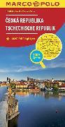 Cover-Bild zu Tschechische Republik. 1:300'000