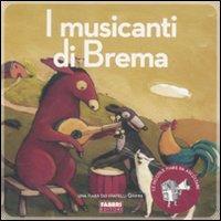 Cover-Bild zu I musicanti di Brema. Con CD Audio