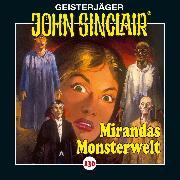 Cover-Bild zu eBook John Sinclair, Folge 130: Mirandas Monsterwelt