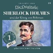 Cover-Bild zu eBook Sherlock Holmes und der König von Böhmen