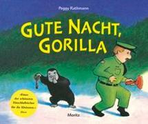 Cover-Bild zu Gute Nacht, Gorilla!