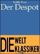Cover-Bild zu eBook Der Despot