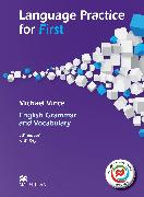 Cover-Bild zu Language Practice for First 5th Edition Student's Book and MPO with key Pack