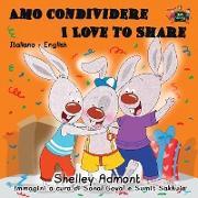 Cover-Bild zu Amo condividere I Love to Share