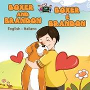 Cover-Bild zu Boxer and Brandon Boxer e Brandon