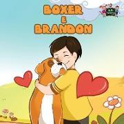 Cover-Bild zu Boxer e Brandon