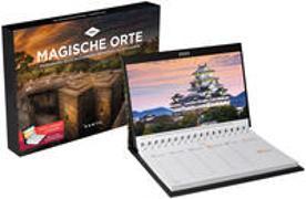 Cover-Bild zu Magische Orte Tischkalender 2022