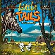 Cover-Bild zu Frederic Brremaud: Little Tails in the Savannah