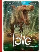 Cover-Bild zu Frederic Brremaud: Love: The Dinosaur