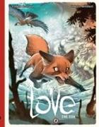 Cover-Bild zu Frederic Brremaud: Love: The Fox