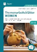 Cover-Bild zu Themenarbeitsblätter Werken von Troll, Christa