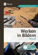 Cover-Bild zu Werken in Bildern - Metall von Troll, Christa