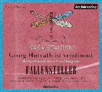 Cover-Bild zu Stanisic, Sasa: Georg Horvath ist verstimmt