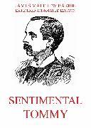 Cover-Bild zu Barrie, James Matthew: Sentimental Tommy (eBook)