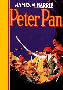 Cover-Bild zu Barrie, James Matthew: Peter Pan y Wendy (eBook)