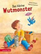 Cover-Bild zu Schwarz, Britta: Das kleine Wutmonster