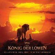 Cover-Bild zu Der König Der Löwen (Original Film-Soundtrack)