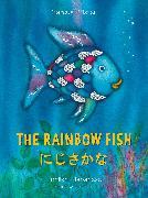 Cover-Bild zu The Rainbow Fish/Bi:libri - Eng/Japanese PB