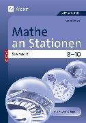 Cover-Bild zu Mathe an Stationen SPEZIAL Stochastik 8-10 von Huttel, Katrin