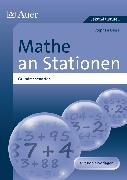 Cover-Bild zu Mathe an Stationen spezial Grundrechenarten 5-6 von Giese, Stephan