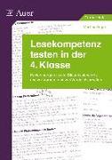 Cover-Bild zu Lesekompetenz testen in der 4. Klasse von Knipp, Martina