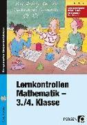 Cover-Bild zu Lernkontrollen Mathematik - 3./4. Klasse von Bettner, Marco