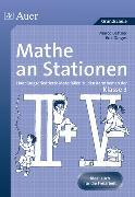 Cover-Bild zu Mathe an Stationen. Klasse 3 von Bettner, Marco