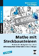 Cover-Bild zu Mathe mit Steckbausteinen (eBook) von Bettner, Marco