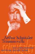 Cover-Bild zu Traumnovelle von Schnitzler, Arthur
