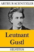 Cover-Bild zu Leutnant Gustl (eBook) von Schnitzler, Arthur