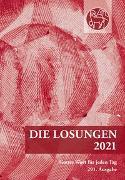 Cover-Bild zu Herrnhuter Brüdergemeine (Hrsg.): Losungen Schweiz 2021 / Die Losungen 2021