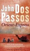 Cover-Bild zu Dos Passos, John: Orient-Express