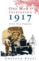 Cover-Bild zu Dos Passos, John: One Man's Initiation