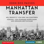 Cover-Bild zu Dos Passos, John: Manhattan Transfer