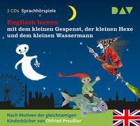 Cover-Bild zu Englisch lernen mit dem kleinen Gespenst, der kleinen Hexe und dem kleinen Wassermann