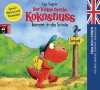 Cover-Bild zu Der kleine Drache Kokosnuss kommt in die Schule