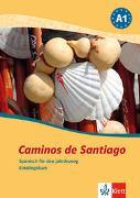 Cover-Bild zu Caminos de Santiago