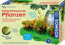 Cover-Bild zu Fleischfressende Pflanzen