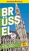 Cover-Bild zu Bettinger, Sven-Claude: MARCO POLO Reiseführer Brüssel