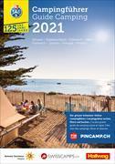 Cover-Bild zu Hallwag Kümmerly+Frey AG (Hrsg.): TCS Schweiz & Europa Campingführer 2021