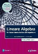 Cover-Bild zu Lineare Algebra für Naturwissenschaftler und Ingenieure