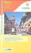 Cover-Bild zu Bern und Umgebung. 1:10'000