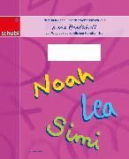 Cover-Bild zu Mock B: Meine Handschrift 3.-6.Schuljahr. Arbeitsheft von Mock, Bruno