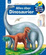 Cover-Bild zu Wieso? Weshalb? Warum? Alles über Dinosaurier (Band 12)