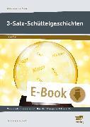 Cover-Bild zu 3-Satz-Schüttelgeschichten (eBook) von Pufendorf, Christine von