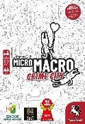 Cover-Bild zu MicroMacro: Crime City (Edition Spielwiese)