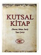 Cover-Bild zu Bibel Türkisch - Kutsal Kitap