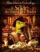 Cover-Bild zu Moers, Walter: Die Stadt der Träumenden Bücher (Comic)