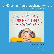 Cover-Bild zu eBook Erklären im Fremdsprachenunterricht
