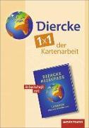 Cover-Bild zu Diercke Weltatlas 2. Allgemeine Ausgabe 2016. Arbeitsheft Kartenarbeit